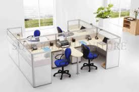 bureau call center call center workstation bureau en bois cubicle glass partition