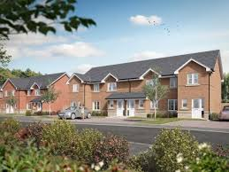 Affordable Houses To Build Link Group And Lovell In 6m Project To Build 55 Affordable Homes