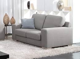 canapé tissu gris clair canape tissu gris clair