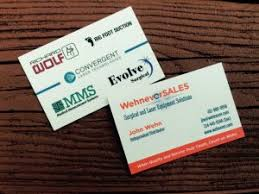 Sales Business Card Wehnever S A L E S Logo And Business Cards