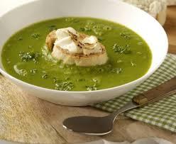 recette de cuisine avec blender soupe de petits pois au blender recette de soupe de petits pois au