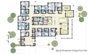veterinary hospital floor plans new 20m veterans facility to offer home like care setting amp