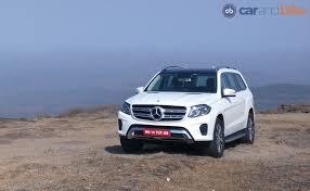 mercedes suv price india mercedes gls launch highlights ndtv carandbike