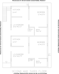 Floor Plan For 30x40 Site by 3 Bedroom House Plans For North Facing U2013 Home Plans Ideas