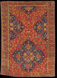 Ballards Rugs Turkish Medallion Rug Variant Star Ushak Style Ottoman Period