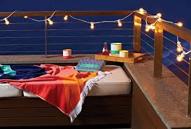 outdoor patio string lights commercial home design ideas