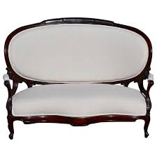 19th century sofa styles 19th century sofa in the style of napoleon third re upholstered in