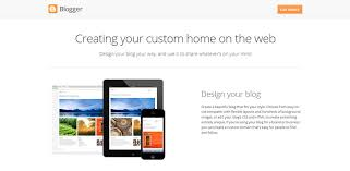 blogger atau blogspot 7 tempat penyedia layanan membuat blog gratis terbaik belajar seo