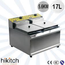 equipement electrique cuisine ecotel friteuse electrique 1 bac 4 l cuisine of equipement