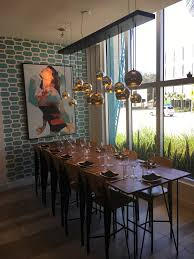 The Dining Room Miami The Ten Most Artistic Restaurants In Miami For Art Basel And Miami