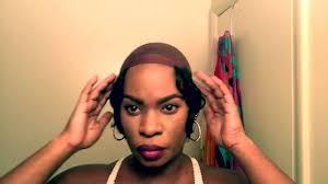 27 Piece Weave Hairstyles 27 Piece Quick Weave Pixie Cut Youtube