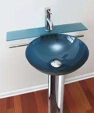 contemporary vessel sink vanity bathroom vanity with vessel sink ebay