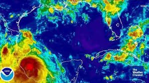 caribbean weather map caribbean invest 93l may become a tropical depression moisture