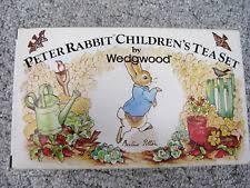 wedgwood rabbit tea set wedgewood rabbit tea ebay