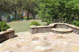 Patio Stone Pictures by Patio Stone Design Ideas The Home Design Stone Patio Designs As