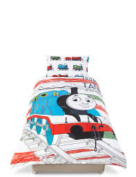 Thomas Single Duvet Cover Thomas U0026 Friends Bedding Set M U0026s