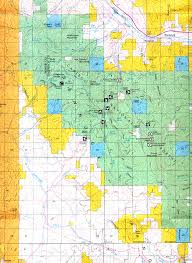 idaho zone map buy and find idaho maps bureau of land management units