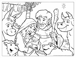 christmas landscape drawing christmas coloring pages winter sports