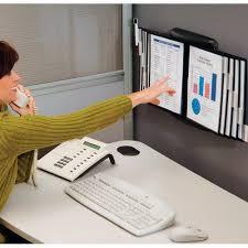 Desk Wall Organizer Filp A File 10 Pocket Wall Organizer Mounts Horizontally Or