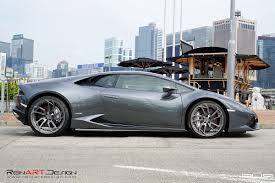 Lamborghini Huracan Design - featured fitment huracan with pur rs05 m2 wheels