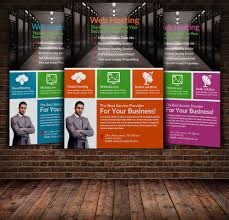 Hosting Business Email by Web Hosting Business Flyer Template Flyer Templates Creative