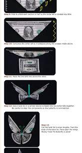 171 best origami money images on pinterest money origami