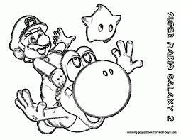 printable super mario coloring pages coloring home