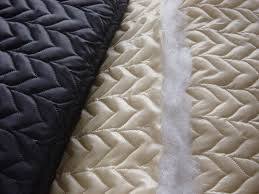 100 polyester quilting embroidery high quality quilted fabric