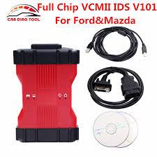 ford vcm 2 dhl free ship ids v101 for ford mazda vcm ii 2 in 1 vcmii obd