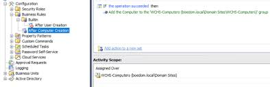 pattern rule directory deployhappiness category archives active directory