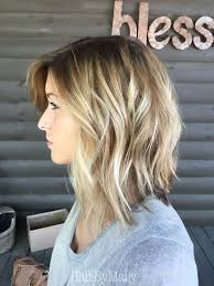 light and wispy bob haircuts i like this length pinteres