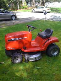 honda harmony riding lawn mower pictures to pin on pinterest