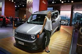 jeep eagle 2016 iaa 2015 jeep brand renegade cherokee night eagle ita youtube