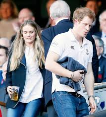 prince harry s girl friend britain s prince harry and girlfriend make it public indiatimes com