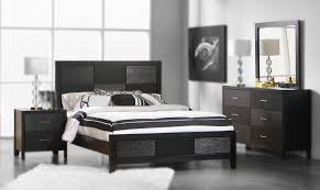 black king size bedroom sets premium full size black metal loft