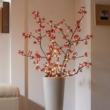 pre lit branches pre lit willow branches would these in 20 stems and 40