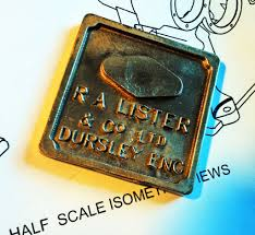 lister diesel engine model engineer