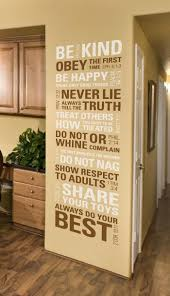 10 best images about house rules on pinterest family rules