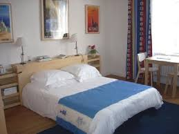 chambre bleu marine chambre bleu marine photo de la maison bleue douarnenez