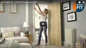 Interior Doors Uk Jeld Wen Uk Easy Fit Interior Door Kit Doorsdirect2u