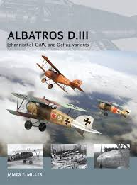 albatros d iii johannisthal oaw and oeffag variants air