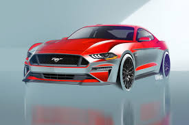 mustang design 2018 ford mustang rumors and pictures specs performance