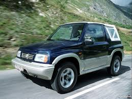 suzuki jeep 1990 suzuki vitara cabrio