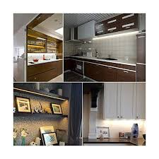 counter kitchen cabinet lights laifuni dimmable cabinet lighting rgb led light bar inline l multicolor counter lights for