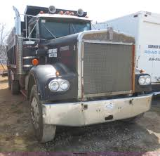 kenworth bed truck 1973 kenworth w923 dump truck item f6884 sold april 30