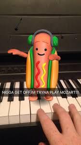 Hot Dog Meme - dancing snapchat hotdog meme dancing hot dog snapchat filter
