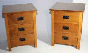 Mission Style File Cabinet Nightstand Exquisite Elegant Mission Style Nightstands Top