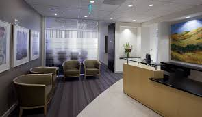 home office office lobby and reception area inspiration modern
