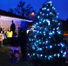 it u0027s a wonderful life christmas parade and tree lighting kids