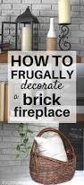 Frugal Home Decorating Ideas 7 Frugal U0026 Rustic Fireplace Mantel Decorating Ideas Budgeting